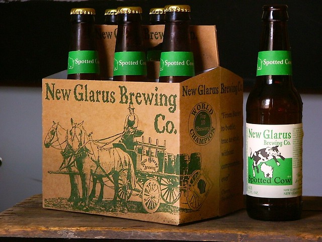 Spotted Cow Farmhouse Ale