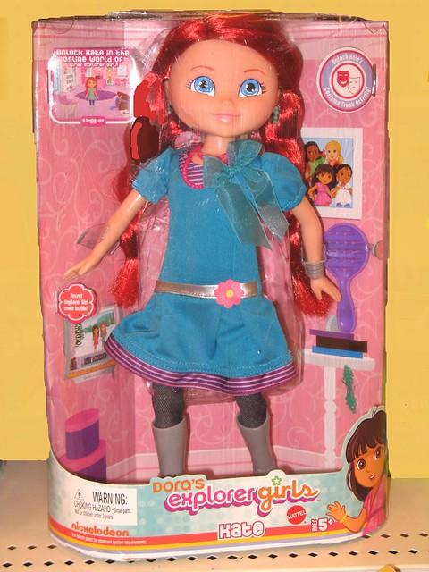 New Dora Doll Flickr Photo Sharing
