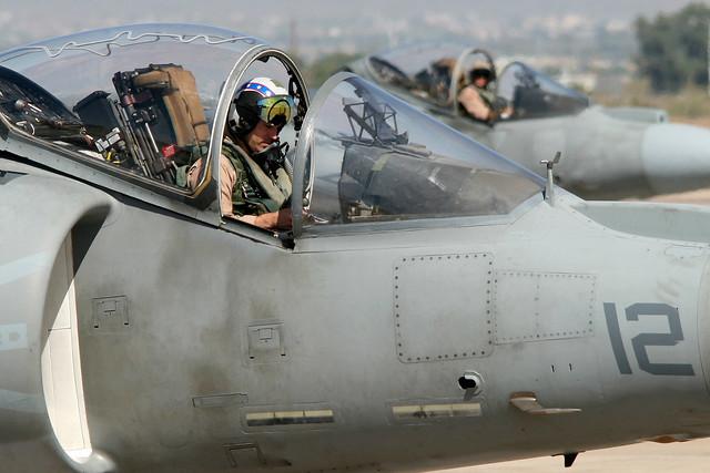 Harrier Guys