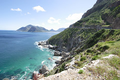Chapman's Peak - Cape Town, South Africa