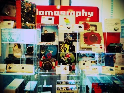 トイカメラ 2009/10/29 Toy cameras