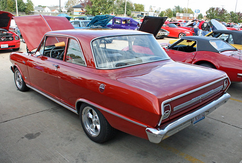 1964 Chevrolet Chevy II Nova 2-Door Sedan Street Machine (7 of 8)