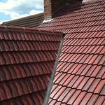 Interlocking tiles - Beckenham