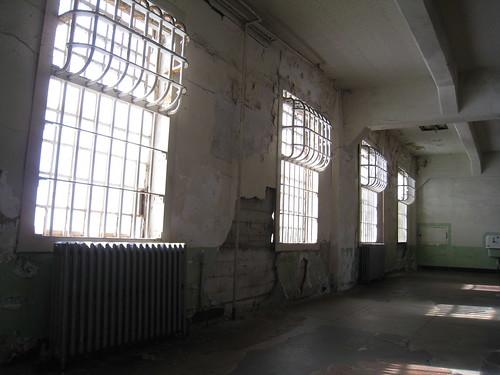 Dining room, Alcatraz