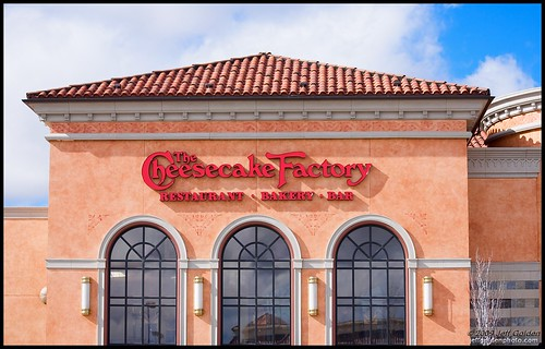 Cheescake Factory Restaurant