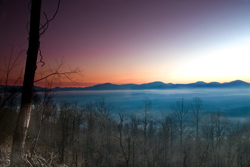 sunrise canon nc asheville northcarolina appalachainmountains buncombecounty eos40d greatbalsammountains canoneg24105mmf4lis
