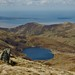 Small photo of Llyn Anafon from Foel Fras path