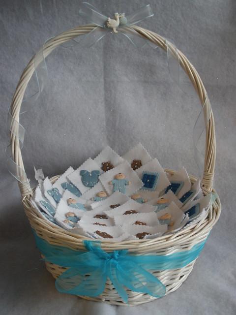 canasta de recuerditos para baby shower flickr photo sharing