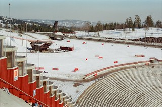 //20/50/85 - Winter Olympic site in Oslo, Norway 1987