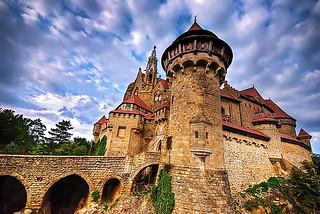 Burg Krauzenstein , Austria
