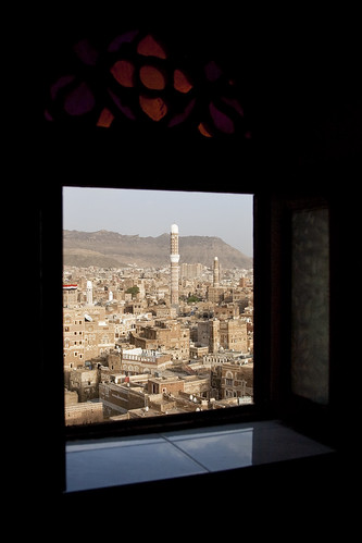 Sanaa_thru_a_window_Yemen