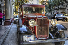 HDR - Ford at the Driskill by centanni