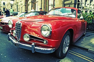 Alfa Romeo 1954 Superleggera Touring