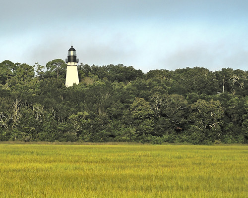 AMELIA ISLAND LIGHTHOUSE