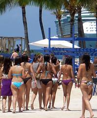clothing, people, vacation, spring break, swimwear, bikini,