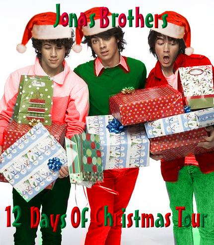 jonas brothers christmas
