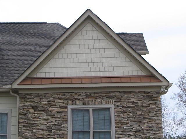Hardiplank shake siding and standing seam metal roof for Hardie shake siding cost