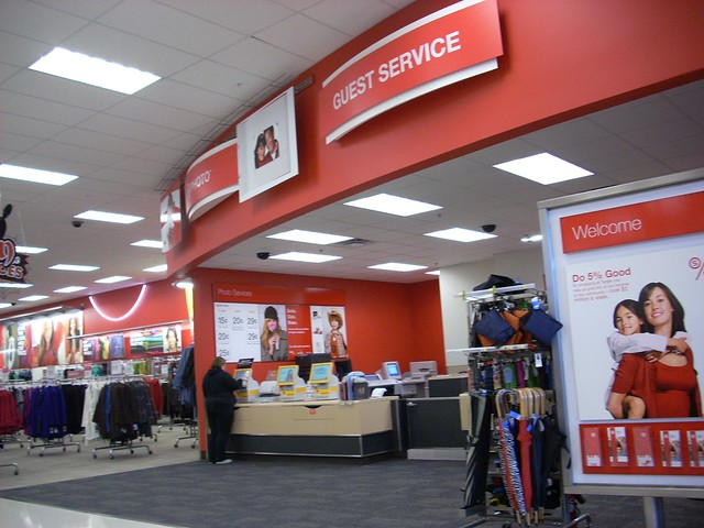 how to find a store in target