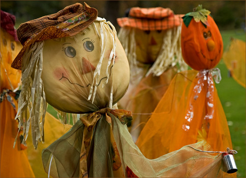pumpkin-face family by Alida's Photos