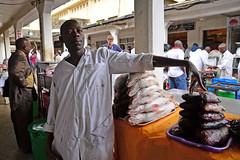 Nairobi fish market