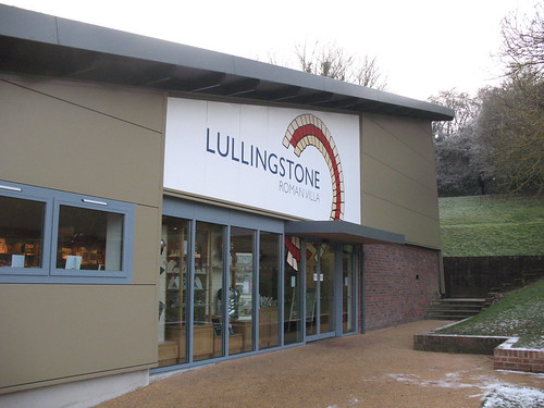 Eynsford and Darent Valley - Lullingstone Roman Villa