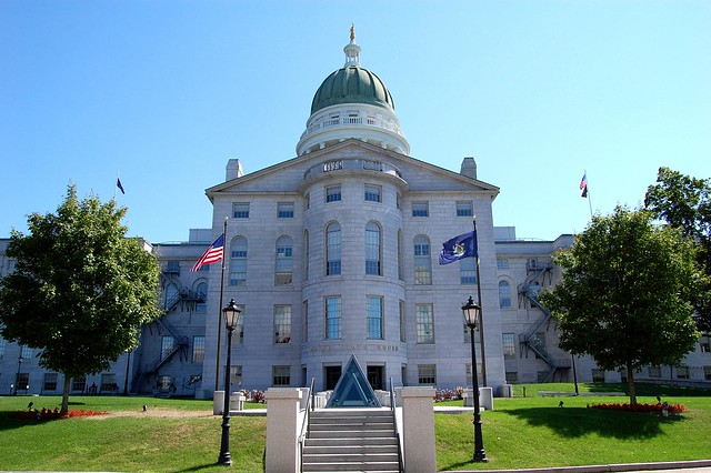 State capitol augusta maine me flickr photo sharing for O connor motors augusta maine