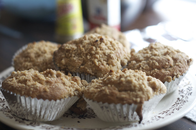 apple strudel muffins | Flickr - Photo Sharing!