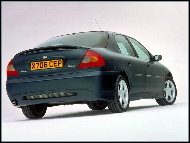 2001 Ford Mondeo Zetec S Flickr Photo Sharing
