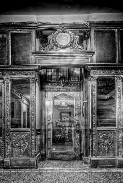 Chicago Fine Arts Building interior: 1