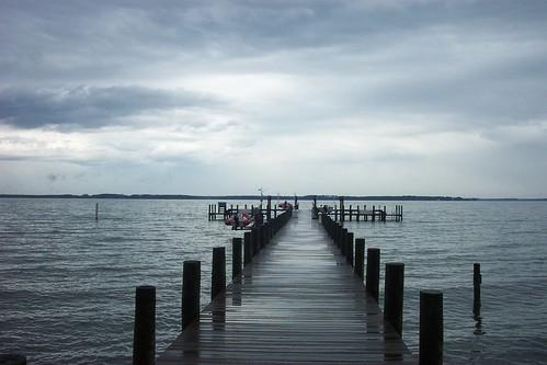 Christchurch School Dock