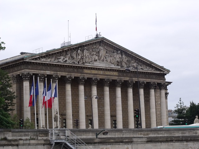 Palais Bourbon - National Assembly of France