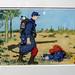 Dessin de Jacques Tardi exposé à l'Historial de la Grande Guerre à Péronne ©yannick_vernet
