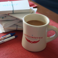 Coffee and Flashcards