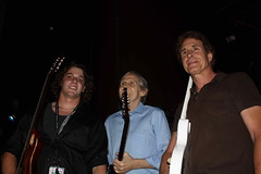 A Guest of Mountain, Levon Helm, and John Shea