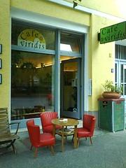 Café Viridis Ansicht