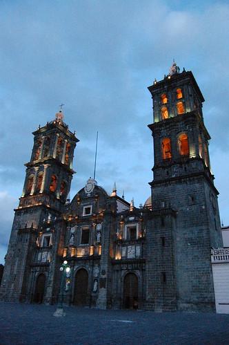 """DSC_0007 Centro Histórico de Puebla """"Catedral"""" por LAE Manuel Vela"""