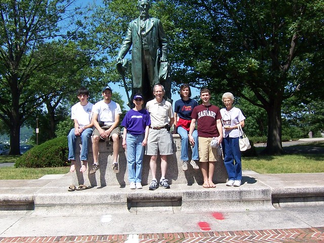 the family with ezra cornell