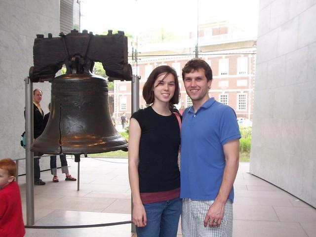 anna, ian, liberty bell