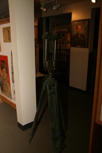 museum florida trench periscope campblanding