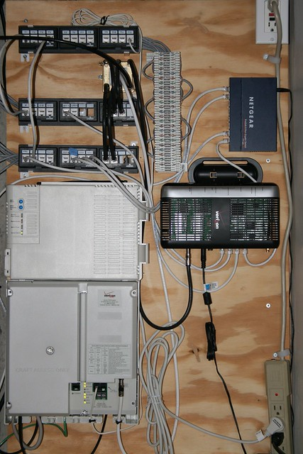 home network wiring supplies fios | flickr - photo sharing!