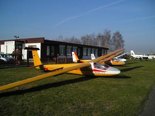 Větroň VT-116 Orlík