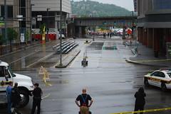 Bomb Squad at Marathon
