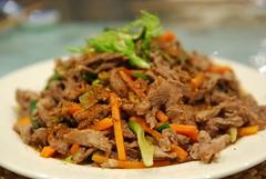 Xinjiang Cumin Lamb Strips