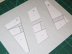 paper pieced add a seam tutorial 007