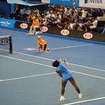Serena Williams: Australian Open