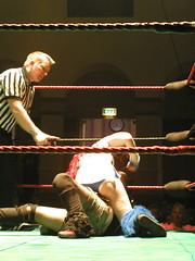 CSF Wrestling - Skarlett Venom