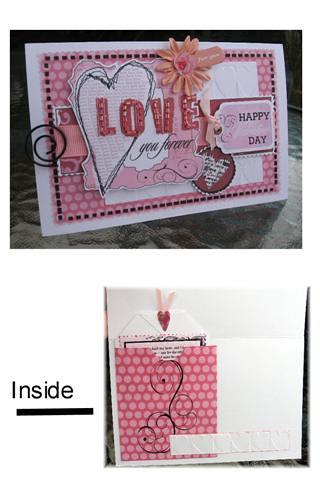 Valentine Card (4x6)