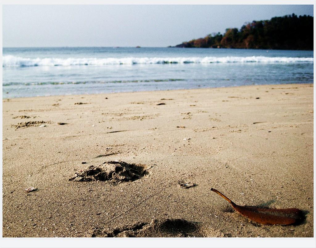 пляж канакона гоа