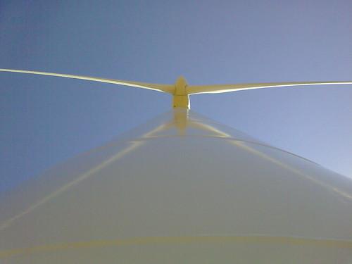 W of wind