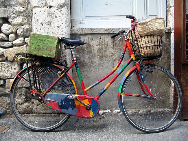 Bike [Die, France]